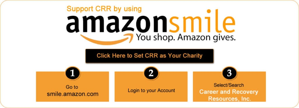 Amazon Smile CRR